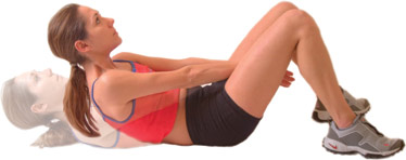 easy beginners abdominal exercise